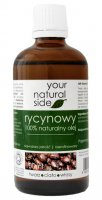 Your Natural Side - 100% naturalny olej rycynowy - 100 ml
