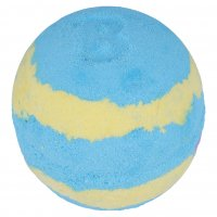 Bomb Cosmetics - Watercolors Bath Bomb - Wielokolorowa, musująca kula do kąpieli - Shore Thing