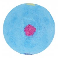 Bomb Cosmetics - Watercolors Bath Bomb - Wielokolorowa, musująca kula do kąpieli - Naughty Cool