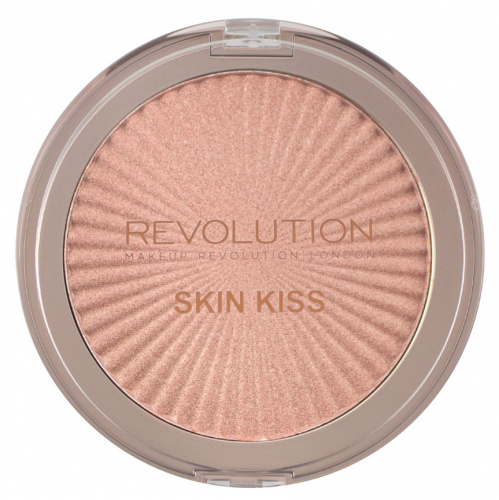 MAKEUP REVOLUTION - SKIN KISS - Highlighter - Rozświetlacz do twarzy