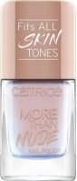 Catrice - MORE THAN NUDE NAIL POLISH - Lakier do paznokci