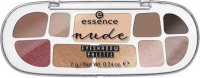 Essence - Nude EYESHADOW PALETTE - Paleta cieni do powiek