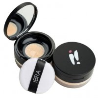 IBRA - TRANSPARENT POWDER - Puder transparentny