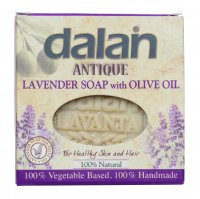 Dalan - ANTIQUE - Lavender Soap - Naturalne mydło lawendowe