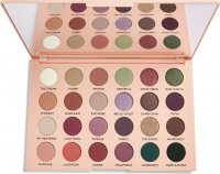 MAKEUP REVOLUTION - THE EMILY EDIT MAKE UP PIGMENT PALETTE - Paleta 24 cieni do powiek - THE WANTS