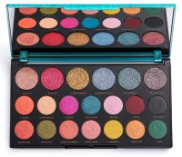 MAKEUP REVOLUTION - CARMI - MAKE MAGIC SHADOW PALETTE - Paleta 20 cieni do powiek