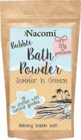Nacomi - Bath Powder - Puder do kąpieli - Greckie lato - 100g + 50g