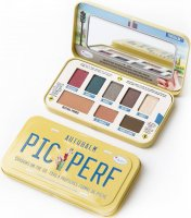 THE BALM - AUTOBALM - PIC PERF - SHADOW ON THE GO - Paleta 7 cieni do powiek + primer