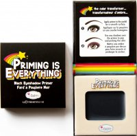 THE BALM - PRIMING IS EVERYTHING - Black Eyeshadow Primer - Baza pod cienie do powiek - Czarna