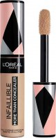 L'Oréal - INFAILLIBLE - MORE THAN CONCEALER - FULL COVERAGE CONCEALER - Korektor do twarzy w płynie - 336 TOFFEE