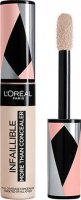 L'Oréal - INFALLIBLE - MORE THAN CONCEALER - FULL COVERAGE CONCEALER - Korektor do twarzy w płynie - 323 FAWN - 323 FAWN