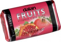 Dalan - Fruits Vitamin Care Soap - Witaminowe mydło w kostce - Granat