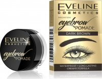 EVELINE - WATERPROOF EYEBROW POMADE - Wodoodporna pomada do brwi