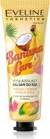 EVELINE - Banana Care - Wygładzający balsam do rąk - Banan - 50 ml