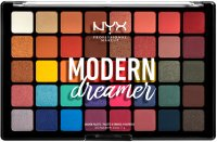 NYX Professional Makeup - MODERN Dreamer Shadow Palette - Paleta 40 cieni do powiek