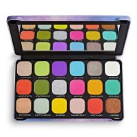 MAKEUP REVOLUTION - RAINBOW - SHADOW PALETTE - Paleta 18 cieni do powiek