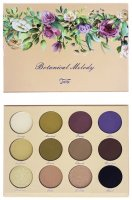 TUNE - Botanical Melody Eyeshadow Palette - Paleta 12 cieni do powiek
