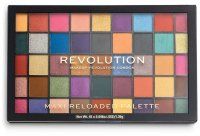 MAKEUP REVOLUTION - MAXI RELOADED PALETTE - Paleta 45 cienie do powiek - DREAM BIG