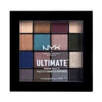 NYX Professional Makeup - ULTIMATE SHADOW PALETTE - 10 ASH