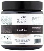 Your Natural Side - 100% naturalna glinka rassal - 100 g