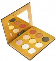 Ibra - MAKE UP PALETTE BY EWELINA ZYCH - Paleta 9 cieni do powiek