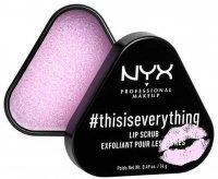 NYX Professional Makeup - #THISISEVERYTHING LIP SCRUB - Peeling do ust