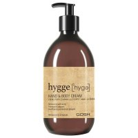 GOSH - HYGGE - HAND & BODY CREAM - Krem do rąk i ciała - 500 ml