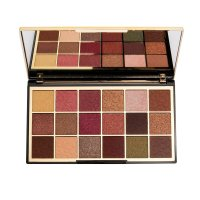 MAKEUP REVOLUTION - WILD ANIMAL PALETTE - Paleta 18 cieni do powiek - COURAGE