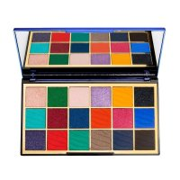 MAKEUP REVOLUTION - WILD ANIMAL PALETTE - Paleta 18 cieni do powiek - INTEGRITY