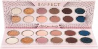 AFFECT - PRESSED EYESHADOW PALETTE - Paleta 12 cieni do powiek - SWEET HARMONY by Karolina Matraszek