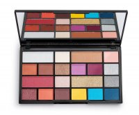 MAKEUP REVOLUTION - JACK SHADOW PALETTE - Paleta 20 cieni do powiek