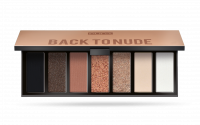 PUPA - MAKEUP STORIES PALETTE - Paleta 7 cieni do powiek - 001 BACK TO NUDE