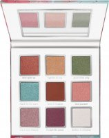 Essence - CRYSTAL POWER - Eyeshadow Palette - Paleta 9 cieni do powiek