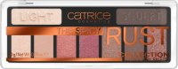 Catrice - THE SPICY RUST COLLECTION EYESHADOW PALETTE - Paleta 9 cieni do powiek - 010 What Chai Sayin`?