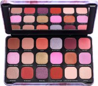 MAKEUP REVOLUTION - FOREVER FLAWLESS - SHADOW PALETTE - Paleta 18 cieni do powiek - UNCONDITIONAL LOVE