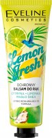 EVELINE - Lemon Fresh Hand Balm - Ochronny balsam do rąk - Cytryna i Limonka - 50 ml