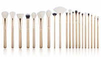 JESSUP - Classics Alchemy Brushes Set - Zestaw 20 pędzli do makijażu - T403 Golden/Rose Gold