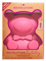 I Heart Revolution - Toy Factory Teddy Bear Palette - Paleta cieni do powiek - Lulu