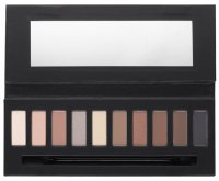 GOSH - SMOKEY NUDES EYESHADOW PALETTE - Paleta 10 cieni do powiek - 002