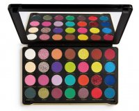 MAKEUP REVOLUTION - Patricia Bright - Rich in Colour Shadow Palette - Paleta 28 cieni do powiek