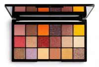 MAKEUP REVOLUTION - Sebile Night 2 Night Shadow Palette - Paleta 18 cieni do powiek