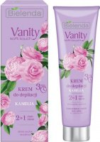 Bielenda - Vanity Soft Touch - Hair Removal Cream - Krem do depilacji - Kamelia - 100 ml