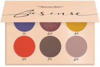 Pierre René - 6TH SENSE - EYESHADOW PALETTE - Paleta cieni do powiek - No. 08 - Ocean Sunset
