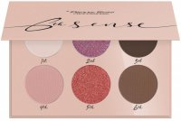Pierre René - 6TH SENSE - EYESHADOW PALETTE - Paleta cieni do powiek - No. 04 - Flooded Purples