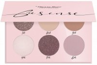 Pierre René - 6TH SENSE - EYESHADOW PALETTE - Paleta cieni do powiek - No. 03 - Galactic Stones