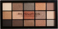 MAKEUP REVOLUTION - RE-LOADED - Paleta 15 cieni do powiek - ICONIC 2.0