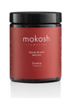 MOKOSH - BODY BALM - CRANBERRY - Balsam do ciała - Żurawina - 180 ml