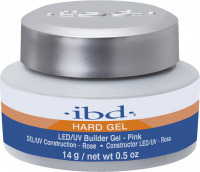 Ibd - Hard Gel - LED/UV Builder Gel - Żel budujący - 14 g