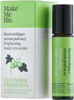 Make Me Bio - CUCUMBER FRESHNESS - Brightening Under Eye Serum - Rozświetlające serum pod oczy - 10 ml
