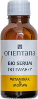 ORIENTANA - FACE BIO SERUM - Bio serum do twarzy - Witamina C & Morwa - 30 ml